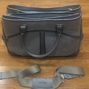 Tumi laptop travel bag